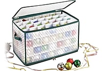 ST9021 112 Ornament Storage Tote
