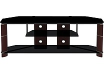 Segments Prestige Cherry TV Stand, fits up to 60' TV