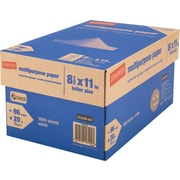 "Staples Multipurpose Paper, 8 1/2"" x 11"", Case"