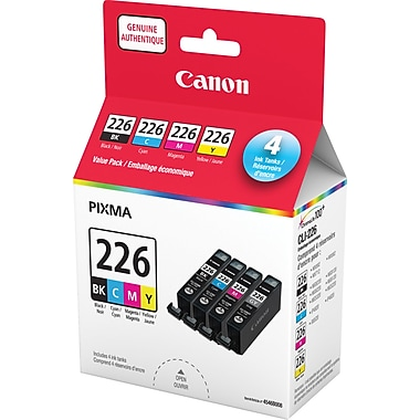 Canon® CLI-226 Colour Ink Tanks (4546B005)