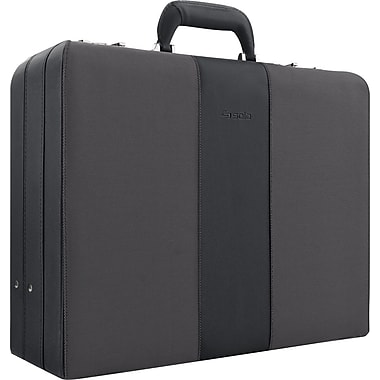 Solo Classic 17.3in. Attache, Black/Grey