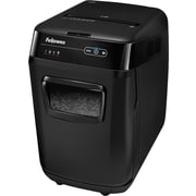 Fellowes AutoMax 200C Auto Feed Cross-Cut Shredder