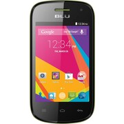 BLU Dash 3.5 II D352u Unlocked GSM Dual-SIM 4G HSPA+ Android Phone - Yellow