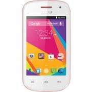BLU Dash 3.5 II D352u Unlocked GSM Dual-SIM 4G HSPA+ Android Phone - Pink