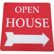 Open House Sign, 24x24 inch