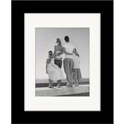 """Malden Manhattan Wood Picture Frame, Black, 8"""" x 10"""""""