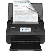 Brother ADS2500WE Sheetfed Scanner, 600 dpi Optical