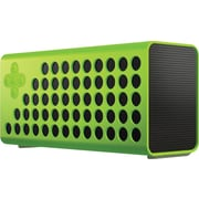 Cuatro Bluetooth Portable Wireless Speaker w/ Bass+ Technology and Carrying Case - Green