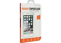 URGE Basics Premium Tempered Glass Screen Protector, iPhone 5,6 & 6+