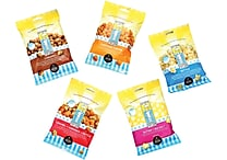 Gary Poppins Best Sellers Collection Gourmet Popcorn, 6 Bags