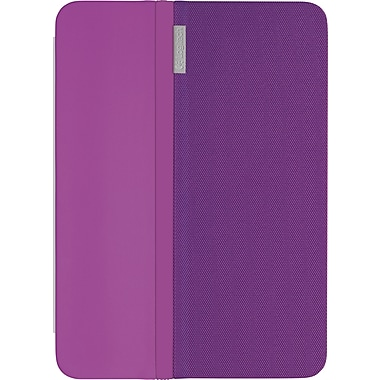 Logitech Any-Angle Protective Case with Any-Angle Stand for iPad Mini 2 and iPad Mini 3, Violet