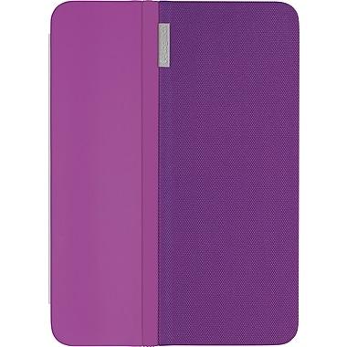 Logitech - Étui de protection Any-Angle avec support multi-angle pour iPad mini 2 et iPad mini 3, violet