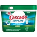 Cascade Complete ActionPacs Dishwasher Detergent, Fresh Scent, 46/Pack