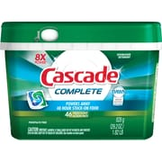 Cascade® Complete™ ActionPacs™ Dishwasher Detergent, Fresh Scent, 46/Pack