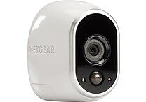 NETGEAR Arlo Smart Home Security Add-on Camera 100% Wire-Free, Indoor/Outdoor with Night Vision (VMC3030)