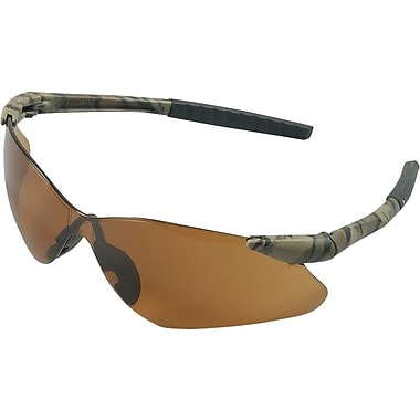 Jackson Nemesis™ ANSI Z87.1 VL V30 Safety Glasses, Bronze