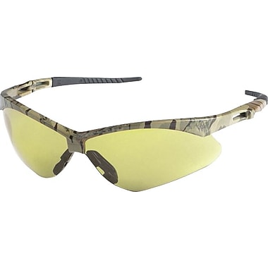 Jackson Nemesis™ ANSI Z87.1 Safety Glasses, Amber/Camo