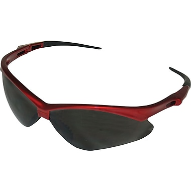 Jackson® Nemesis ANSI Z87 Safety Glasses, Smoke