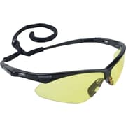 Jackson Safety Nemesis ANSI Z87.1 Safety Glasses, Amber (24659)