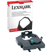 Lexmark Black Re-Inking Ribbon, High Yield