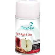 TimeMist® Aerosol Refill Premium Metered Air Care, Dutch Apple & Spice Scent