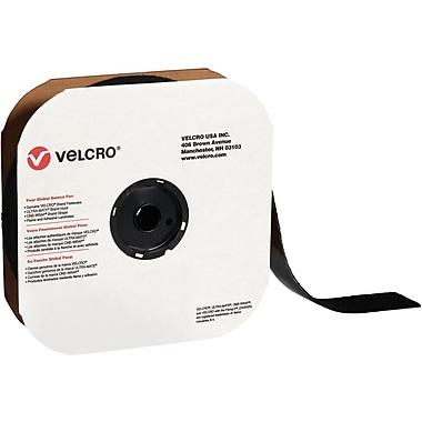 Velcro® 2in. x 75' Individual Strips Velcro Tape, Loop, Black