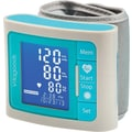 Wrist Blood Pressure Monitor, Blue