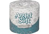 Angel Soft Professional Series™ Bath Tissue Rolls, 2-Ply, 80 Rolls/Case