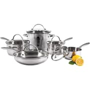 Starfrit 18/10 Stainless Steel 10 Piece Set