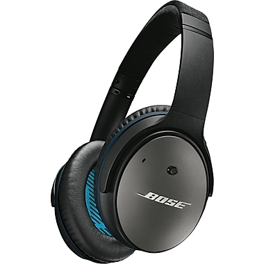 Bose® QuietComfort® 25 Acoustic Noise Cancelling® headphones, Black
