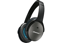 Bose® QuietComfort 25 Acoustic Noise Cancelling Headphones, Black (Apple)