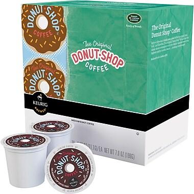 Keurig K-Cup Coffee People Original Donut Shop Coffee, Regular, 24/Pack