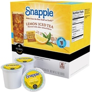 Keurig® K-Cup® Snapple® Iced Tea, Lemon, 22/Pack