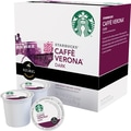 Keurig K-Cup Starbucks Caffe Verona Coffee, Regular, 24/Pack