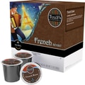 Keurig® K-Cup® Tully's® French Roast Extra Bold Coffee, Regular, 24 Pack