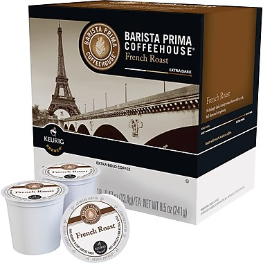 Keurig® K-Cup® Barista Prima French Roast Coffee, 24/Pack