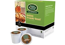 Keurig® K-Cup® Green Mountain® Golden French Toast Coffee, 24/Pack