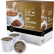 Keurig® K-Cup® Cafe Escapes™ Milk Chocolate Hot Cocoa, 24/Pack