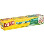 Press'n Seal Plastic Wrap, 70 Square Foot, 12 Rolls Per Carton