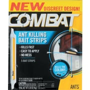 Ant Bait Insecticide Strips, 0.35 Oz, 5/Bx
