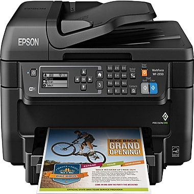 Epson WorkForce® WF-2650 All-in-One Inkjet Printer