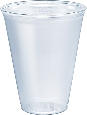 SOLO Ultra Clear Cold Drink Cup, 9oz 1539773