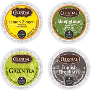Celestial Seasonings® Tea K-Cups® Variety Sampler, 88/Carton (6505)