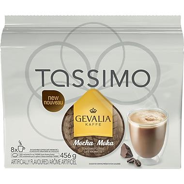 Tassimo Gevalia Mocha, Serves 8 Cups, 423g