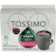 Tassimo Nabob Gastown Grind T-Discs, Bold, 153G, 12/Pack