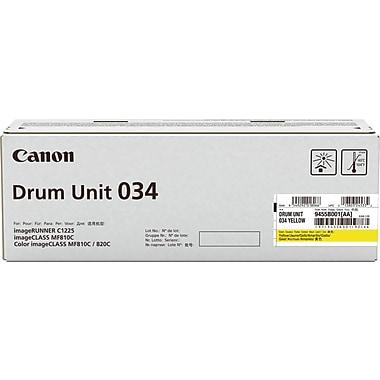 Canon® 034 Cyan Toner Cartridge (9453B001)
