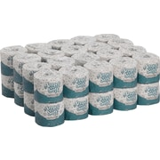 Angel Soft Professional Series Bath Tissue, White, 2-Ply, 40 Rolls/Case, 450 Sheets/Roll (16840/16640)