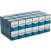 Angel Soft Ultra Professional Series™, White Premium Facial Tissue, Cube Box, 96 Sheets/Box, 36 Boxes/Case (46560)
