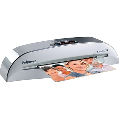 Fellowes SATURN 2 95 9.5in. Thermal & Cold Laminating Machine