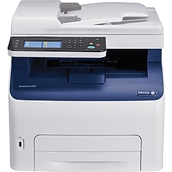 Xerox WorkCentre 6027/NI Color Laser All-In-One Printer with Duplex